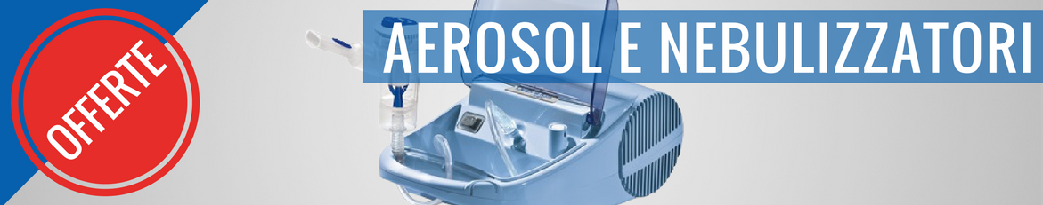 Aerosol e nebulizzatori MedicoShop Offerte Promo