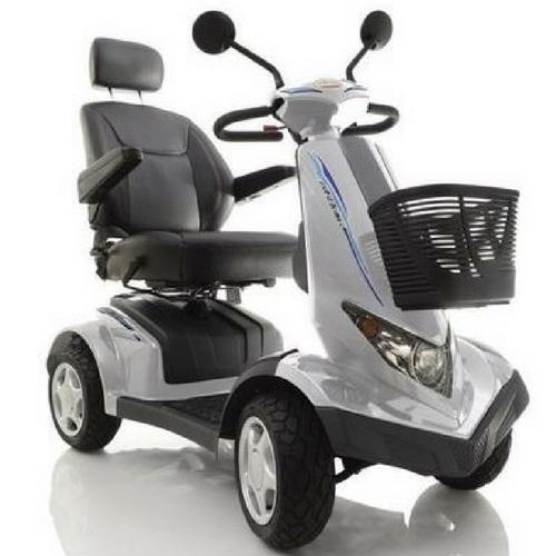 Carrozzine e Scooter elettrici per disabili