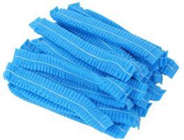 cuffia-monouso-plisse-in-tnt-azzurro-con-elastico