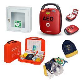 kit defibrillatore armadietto e cassetta | VINCAL