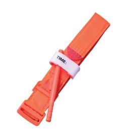 Laccio emostatico militare,colore arancione| MedicoShop