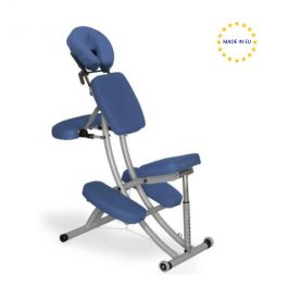 """Sedia per terapie e massaggi """"Prestige"""", blu"""