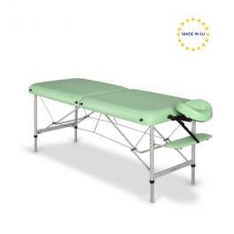 Lettino pieghevole per massaggi, in alluminio | Habys