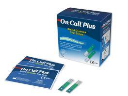 Strisce glicemia per Misuratore On Call Plus