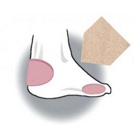 Cerotto per la protezione del piede - Rosa - Cf da 2 pz