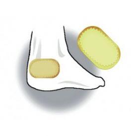 Cerotto per duroni ovale grande - Cf da 4 pz