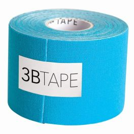 Tape neuromuscolare 3BTAPE™ 5 mt x 5 cm Azzurro