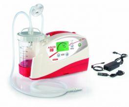 Aspiratore chirurgico ASKIR 118 Basic - Vaso da 1 Lt