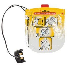 Piastre per defibrillatore Defibtech Lifeline View