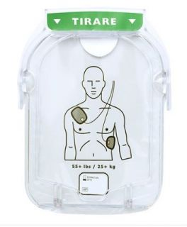 Piastre per defibrillatore Philips Heartstart HS1