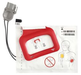 Kit batteria e piastre defibrillatore Physio Control