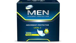 Tena Men assorbenti da uomo protezione medium  livello 2