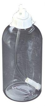 Gorgogliatore per ossigeno con tubo