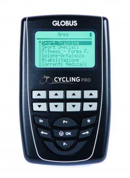 Elettrostimolatore Globus Cycling Pro, 4 canali, 270 programmi