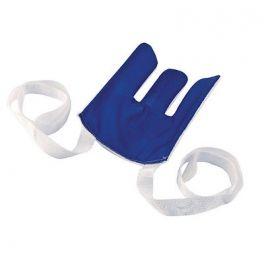 Infilacalze GIMA - in spugna e nylon con lunghi manici ad anello