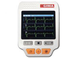 ECG palmare Gima Cardio-C a 3 canali