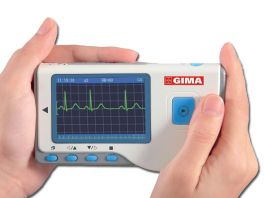 ECG palmare Cardio-B a 1 canale