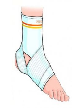 Cavigliera ortopedica per legamenti Dr. Gibaud Ortho