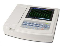 ECG Contec 1200 G 12 canali, display a colori e connessione wifi