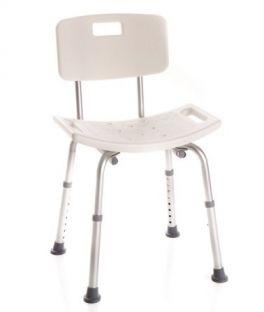 Sedile per doccia con schienale Moretti