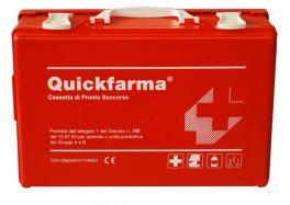 Cassetta Pronto Soccorso QuickFarma