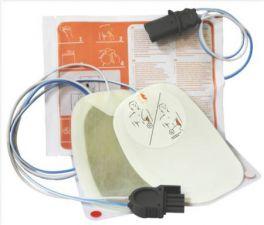Piastre defibrillatore multifunzione compatibili - connettore