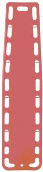 Tavola spinale radiotrasparente con 3 cinture VINCAL
