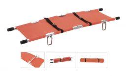 Barella portatile pieghevole in 4 parti, in lega di alluminio