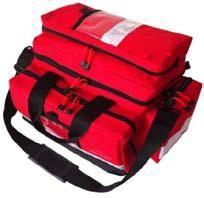 Borsa emergenza Trauma Bag Large 600D a 3 tasche