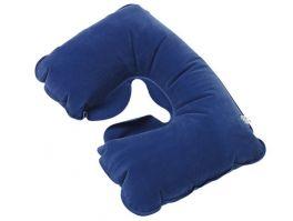 Cuscino gonfiabile da viaggio Alboland® ricoperto in cotone 100%