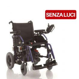 Carrozzina elettrica Escape Dx serie Ardea Mobility Moretti