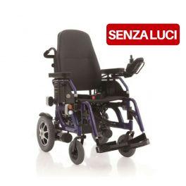 Carrozzina elettrica reclinabile Escape LX Serie Ardea Mobility