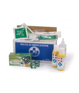 Pacco reintegro Allegato 1 DM 388 Cassetta Pronto Soccorso
