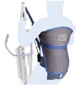 Imbracatura pelvica per verticalizzatore Moretti® in poliestere