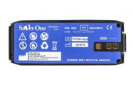 Batteria ricaricabile Li-ion per Defibrillatore Saver One®