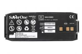 Batteria non ricaricabile Li-SOCI2 per Defibrillatore Saver One