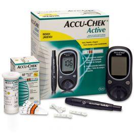 Accu-Check Active - autocontrollo glicemia Kit