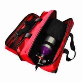 Borsa per bombola di ossigeno in poliestere 600D con tasca