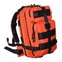 Zaino per emergenza in poliestere 600D - colore arancio