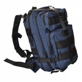 Zaino per emergenza in poliestere 600D - colore blu navy