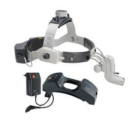 Lampada frontale HEINE® ML4 LED con ML 4 LED HeadLight con mPack