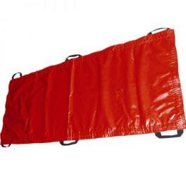 Telo portaferiti antistrappo in polyestere rivestito di PVC