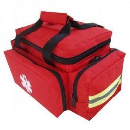 Borsa per emergenza in poliestere 600D rosso VINCAL