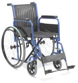 Sedia a rotelle pieghevole ad autospinta