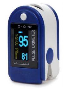 Pulsossimetro da dito CMS50D per adulti e bambini | Vincal