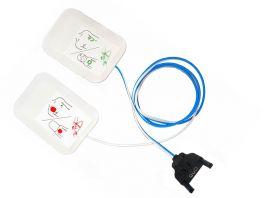 Piastre defibrillatore compatibili - Mediana e Tecno-gaz