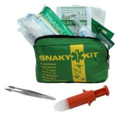Kit antiofidico per morsi di serpente e punture di insetti