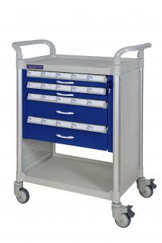 carrello-multifunzione-terapia-multicassetti-blu