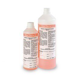 Sapone liquido non viscoso pronto all'uso New Derm a pH 3,5; in flacone da 500 ml