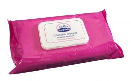 salviettine detergenti delicate Euphidra AmidoMio 20 pezzi